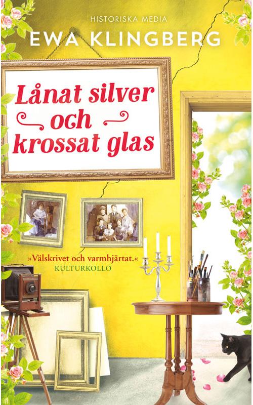 Lånat silver och krossat glas, pocketomslag