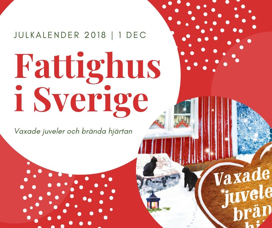 Fattighus i Sverige