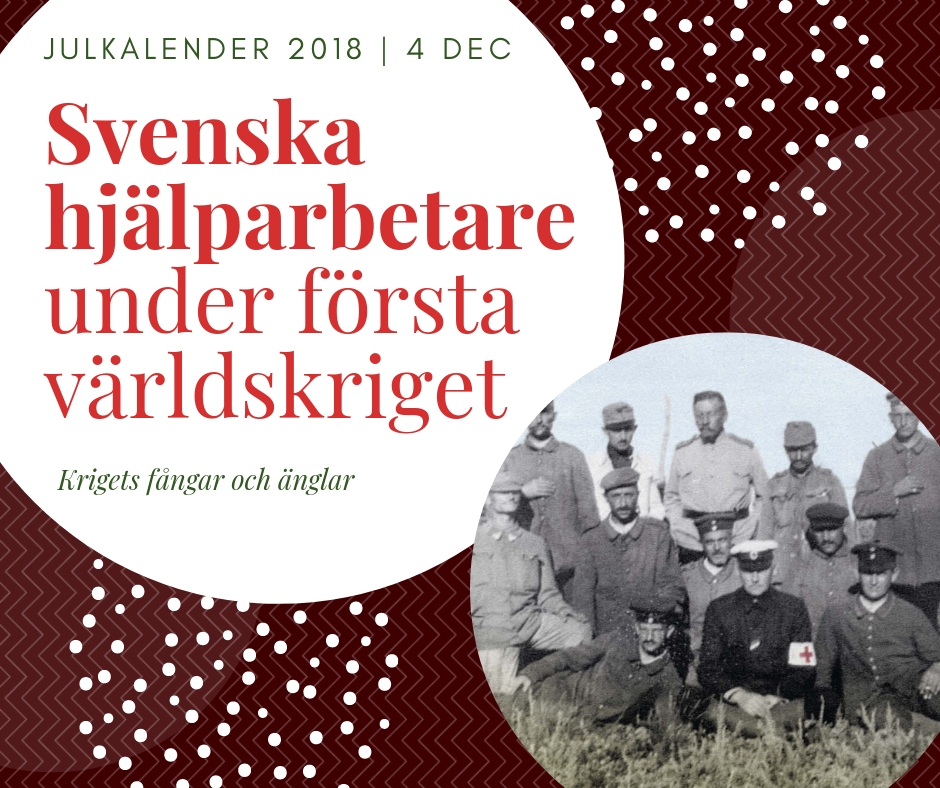 Svenska hjälparbetare under första världskriget