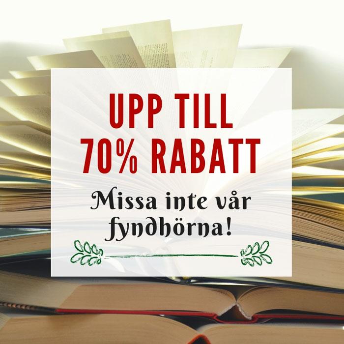 Fynda böcker!
