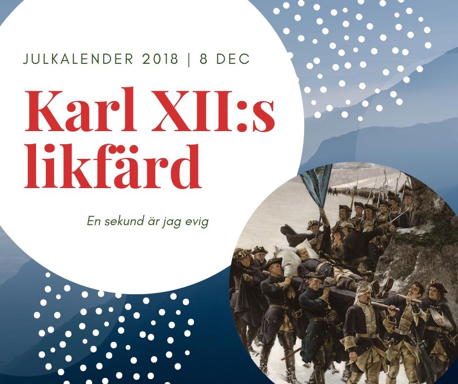 Karl XII:s likfärd