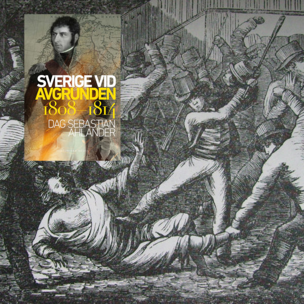 Fersiska mordet. Sverige vid avgrunden av Dag Sebastian Ahlander