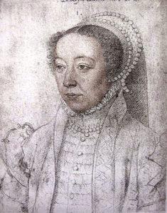 Katarina Medici - ca 1560