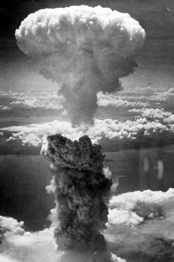 Bomberna i Hiroshima och Nagasaki