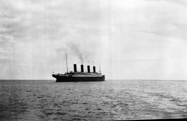 Titanic - Det sista fotot