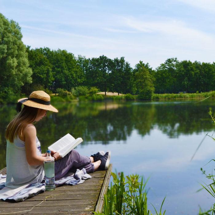 Läsning i sommar
