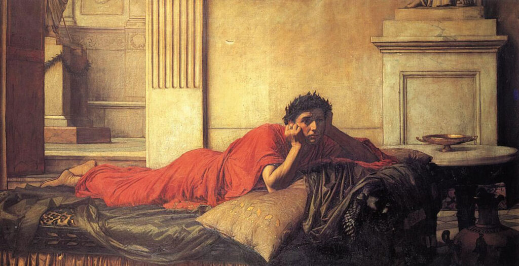 Ångerfylld Nero