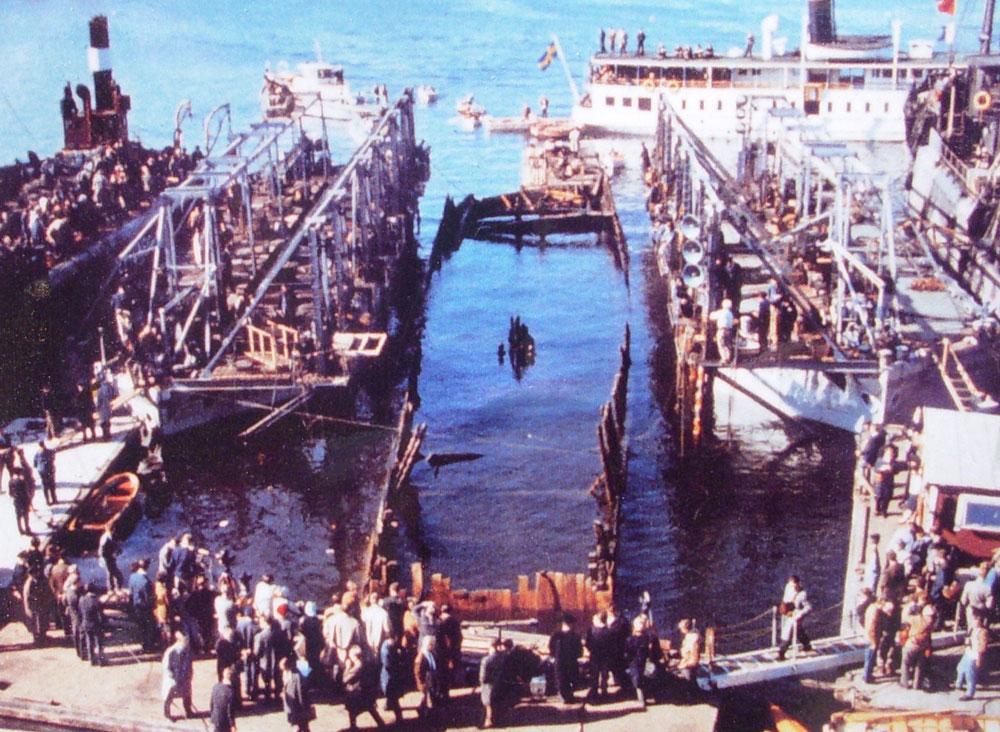 Regalskeppet Vasa, 1961