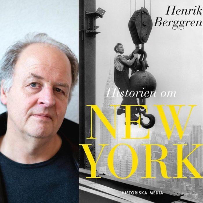 Henrik Berggren - Historien om New York