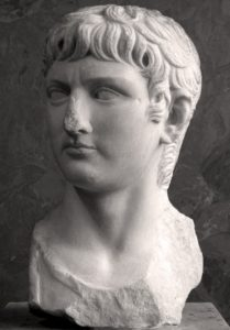 Marmorbyst föreställande Germanicus, Louvren
