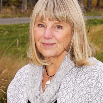 Ewa Klingberg, foto: Hanna Åhman