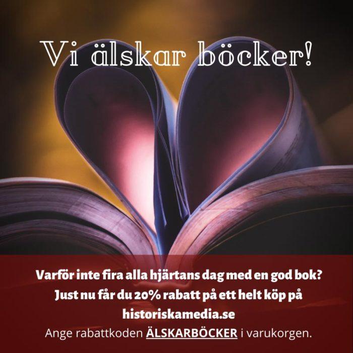 Vi älskar böcker!