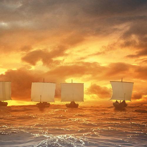 Vikingaserien