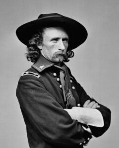 Slaget vid Little Bighorn - General Custer