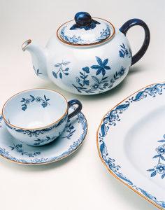 Ostindiska kompaniet importerade porslin som inspirerade Rörstrand