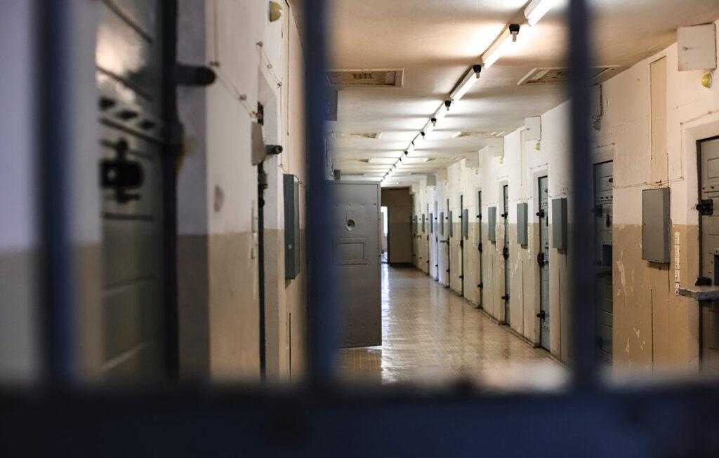 Stasi-fängelset i Berlin
