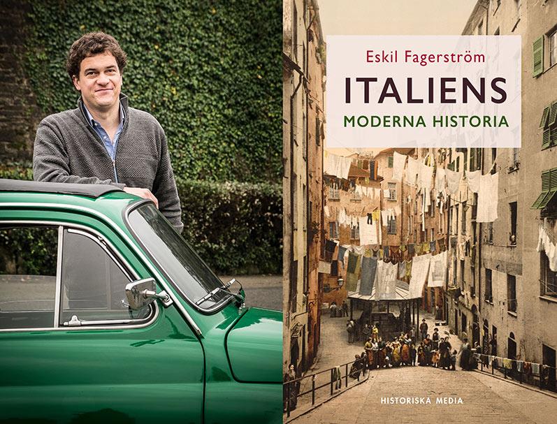 Eskil Fagerström - Italiens moderna historia