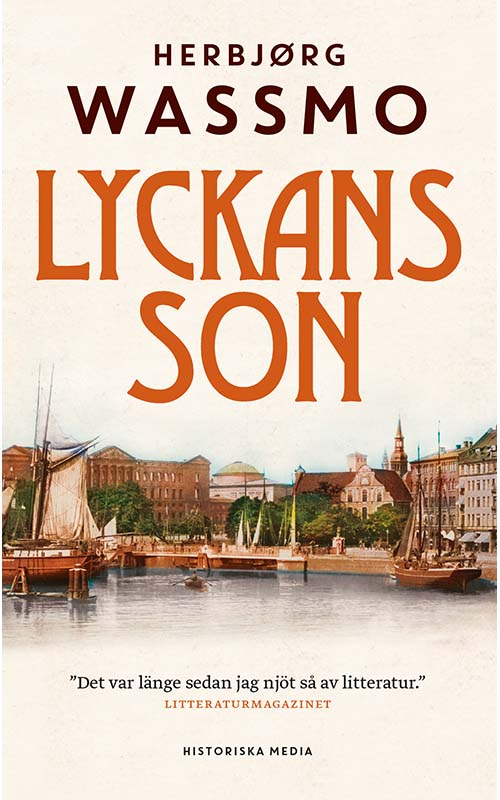Lyckans son