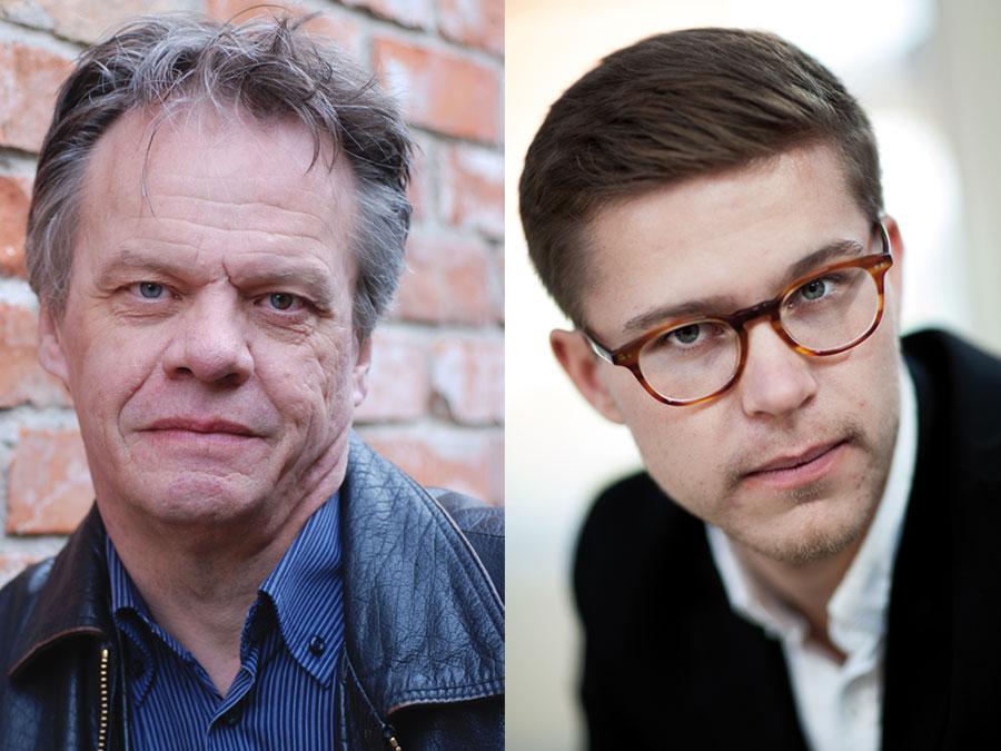 Set Mattsson och Philip Birk