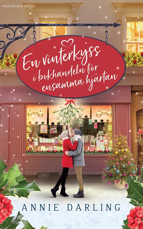 En vinterkyss i bokhandeln för ensamma hjärtan