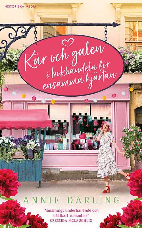 Kär och galen i bokhandeln för ensamma hjärtan