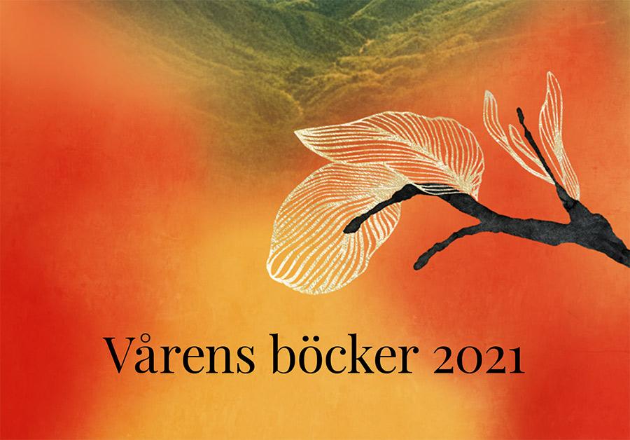Vårens böcker 2021
