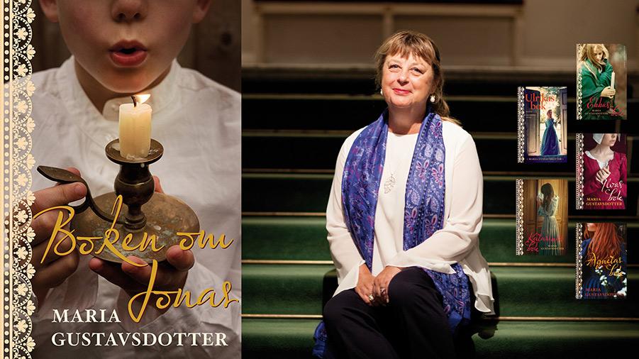 Boken om Jonas - Maria Gustavsdotter