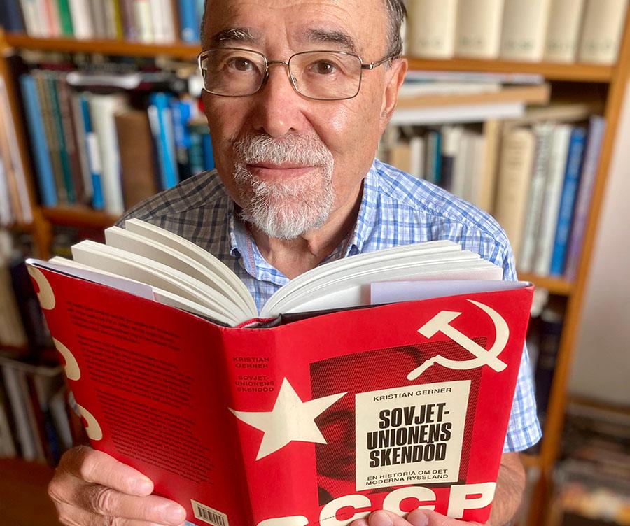 Kristian Gerner med Sovjetunionens skendöd