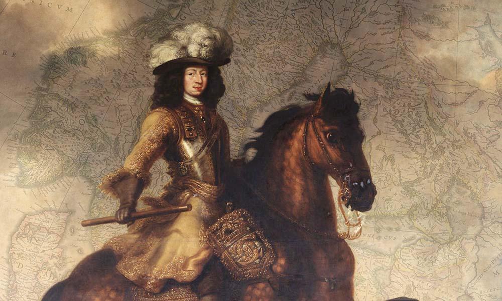 Den stora reduktionen utfördes i Sverige av Karl XI